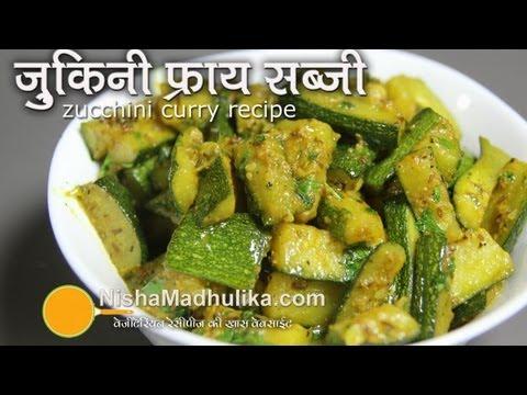Download Zucchini Stir Fry Recipe -  Zucchini fry Indian style Snapshots