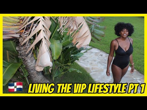 Lifestyle Holiday Vacation Resort in Puerto Plata, DR! PART ONE| PrettyPRChickTV