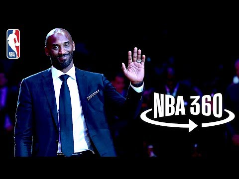 NBA 360: Kobe Bryant's Jersey Retirement