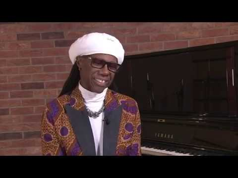 Nile Rodgers talks about his relationship with Abbey Road Studios Mp3