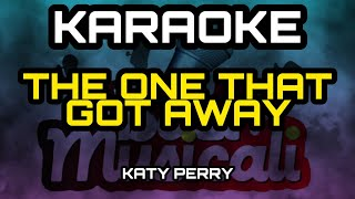 The One That Got Away - Katy Perry - KARAOKE - HD