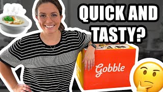 Gobble Review Does This Meal Kit REALLY Only Take 15 Minutes To Make