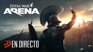 Total War: Arena en directo en este gameplay tutorial