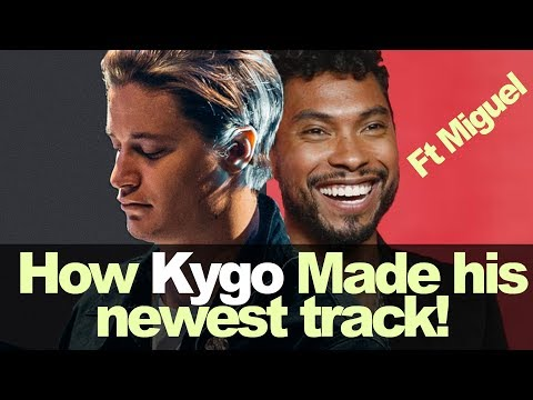How Kygo Made Remind Me to Forget ft Miguel