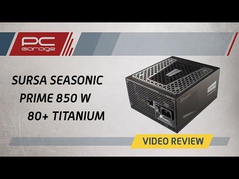 PC Garage – Video Review Sursa Seasonic PRIME 80+ Titanium