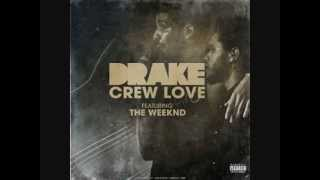 Drake feat. The Weeknd - Crew Love Screwed N Chopped Dj Big C