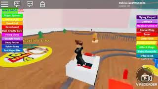 Playing Toy Story 4 in Roblox