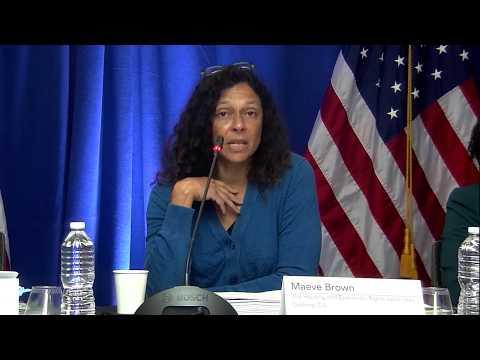 Washington, DC - CAB Meeting (PM Session) on 06/09/2017