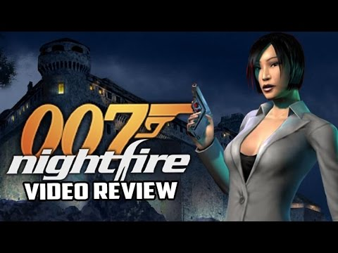 james bond 007 nightfire pc playstation 2 game review. Black Bedroom Furniture Sets. Home Design Ideas