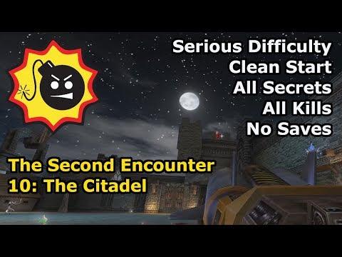 Serious Sam: The Second Encounter - 10: The Citadel (Serious 100%)