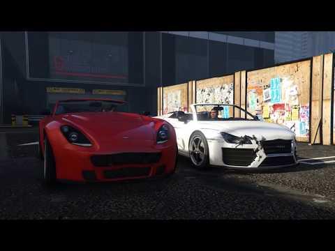 Grand Theft Auto V - GTA V Intro - Part 1