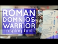 Manimes Cosplay Build Roman Dominos Warrior