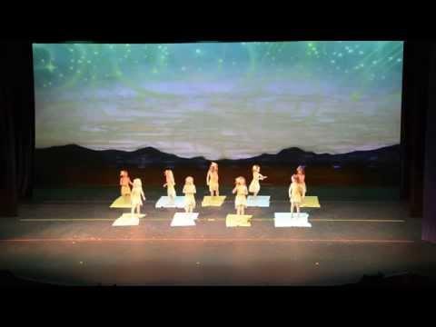 """Hawaiian Rollercoaster Ride"" Wednesday 4:15 5-6 Ballet"