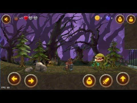 Nine Worlds Adventure A Viking Saga / Jumping Platform Games / Android Gameplay Video