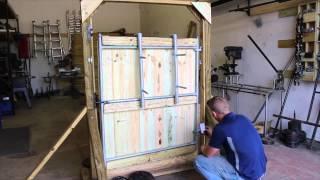 Fm 16 Steel Frame Gate