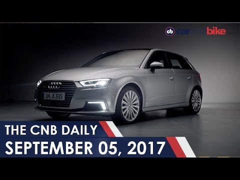 Audi Electric Cars For India   JLR Sayer Steering Wheel   Ducati Sale On Hold