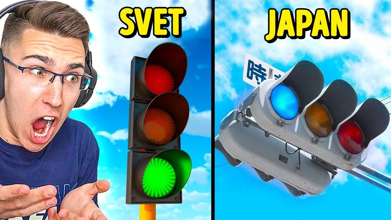 STVARI KOJE POSTOJE SAMO U JAPANU!!
