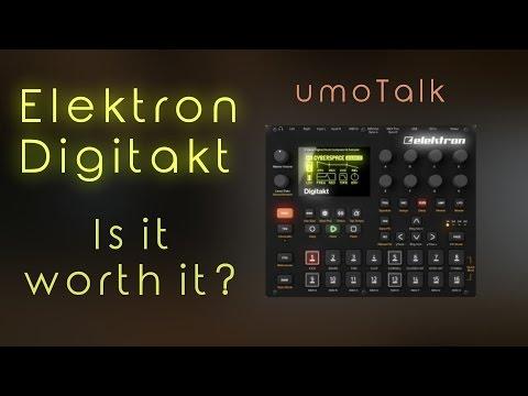 umoTalk #01: Elektron Digitakt - Is it the Machine you want?