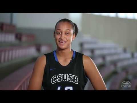 CSUSB Coyote Student Athlete Spotlight – Kaitlyn Parks