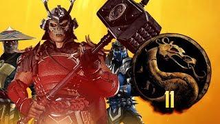 Mortal Kombat 11: Нечистая Победа