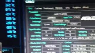 amd fx 8150 Overclocking Demo Pt 2