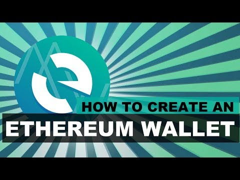 How To Create An Ethereum Wallet | MyEtherWallet.com