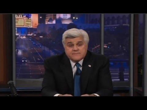 Jay Leno Cries - Bids Goodbye | Last Tonight Show Episode - 6th February, 2014