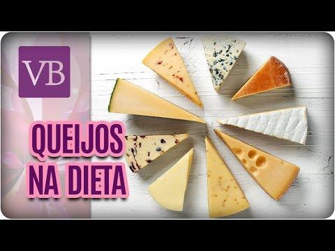 Queijos Que Equilibram a Dieta - Você Bonita (20/03/18)