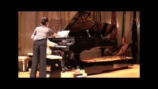 """Silvio Celeghin plays Schumann op. 56 n.4 with Doppio Borgato in """"Gran Teatro La Fenice"""" - Venice"""