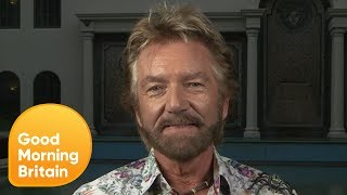 Noel Edmonds Lost Four Kilos During His Week in the Jungle | Good Morning Britain