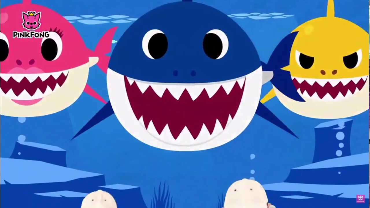 Baby Shark Dance Sing and Dance! Animal Songs PINKFONG ...
