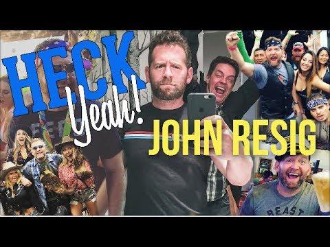 Heck Yeah, John Resig!  Splash  TV