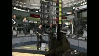 MW2-Having Fun in Modern Warfare 2 Museum (Feat Wall-E !)
