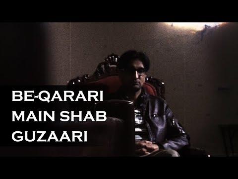 Beqarari Main Shab Guzaari | An Evening With Tamoor Zulfiqar