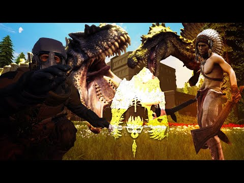 The Isle - The Hypo Breeding Facility!? - AE-001 Reveal! Merc Vs Tribal, Special Abilities & Update!