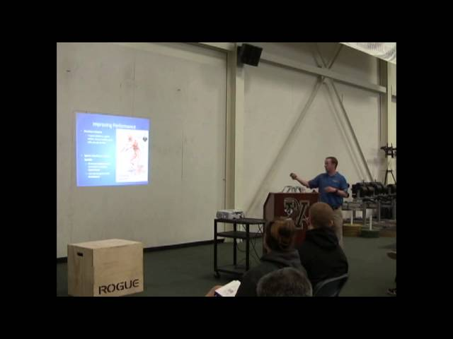 Devan McConnell - UMass Lowell Sports Performance Methodology Pt. 1