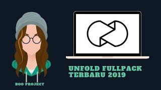 Gambar cover Cara Download Unfold Fullpack - 2019