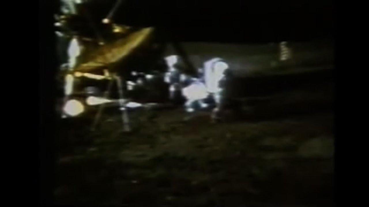 50th anniversary of Shepard's moon golfing - Associated Press