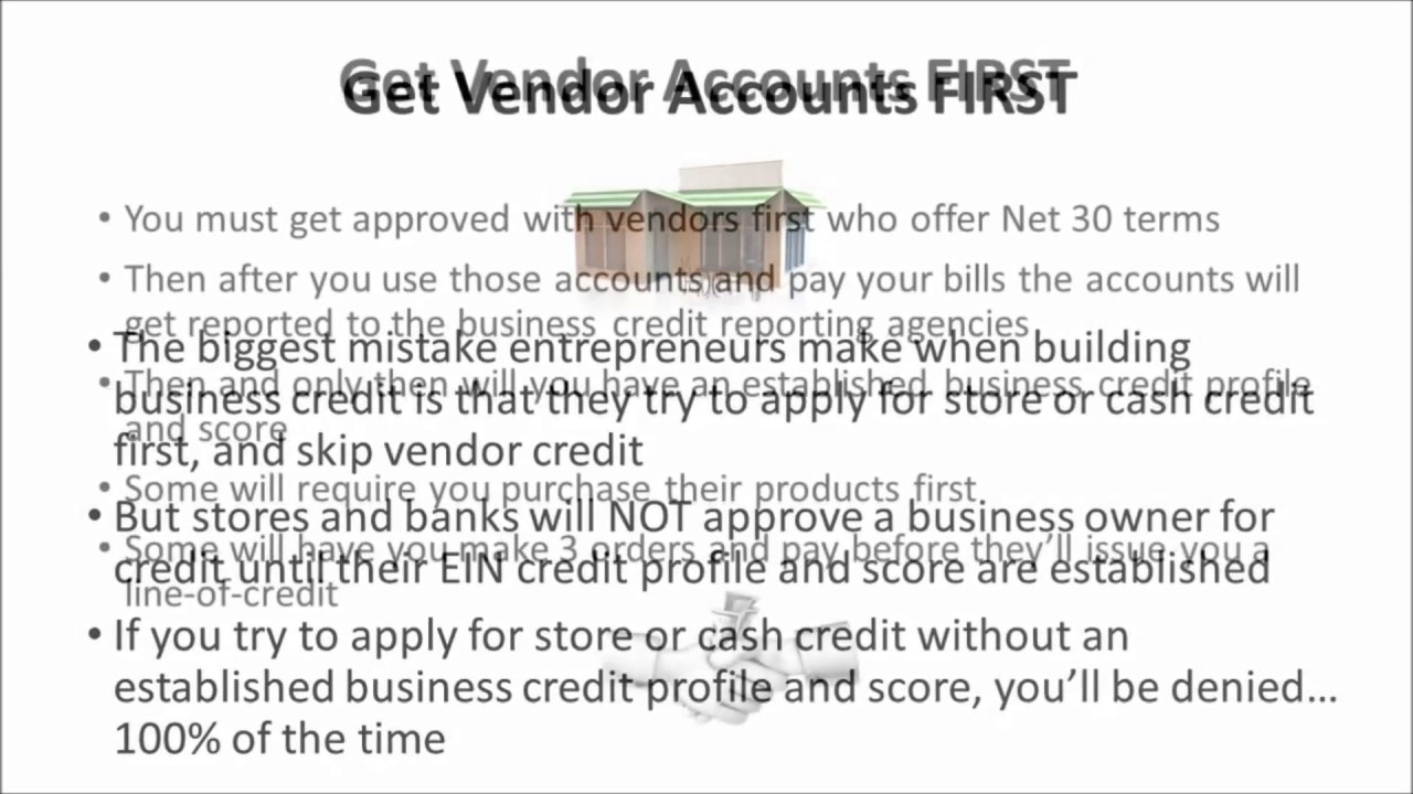 How To Build Business Credit Without Using Your Social Security Number