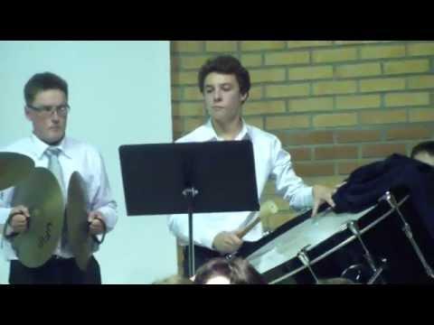 Where Eagles Dare Roon Goodwin Harmonies de Violaines et d'Avion Concert du 11 novembre 2014 mp3