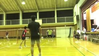 2015 12/6 座間 家田vs高橋(敏)中山