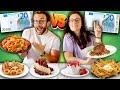 20€ A TESTA: chi cucina il MENÙ MIGLIORE?!