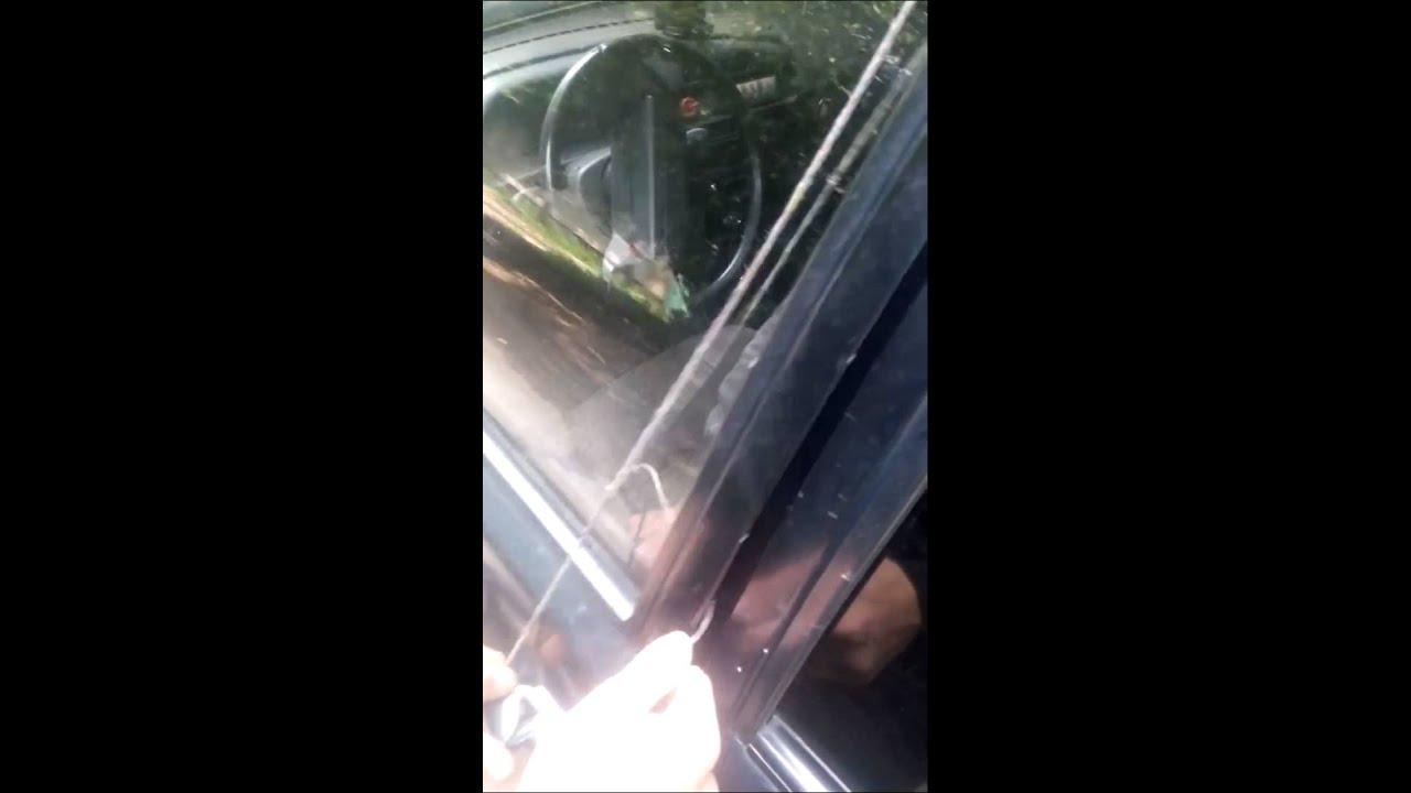 закрыл ключи в машине что делать toyota