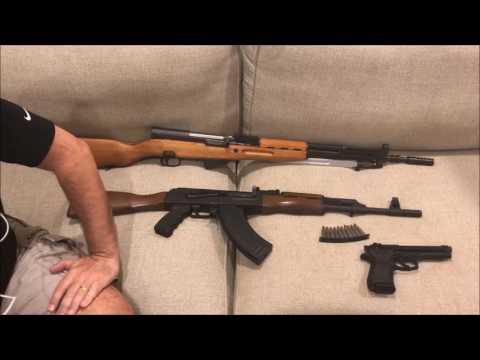 As Armas Usadas no Ataque de Washington - E as Mentiras da Mídia