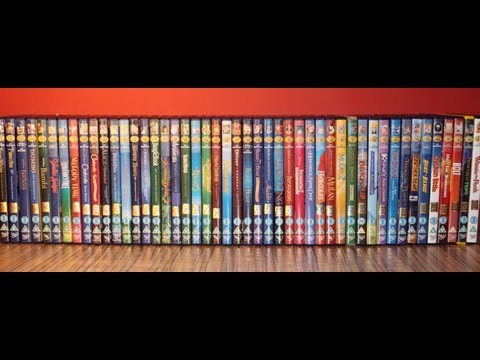 My Disney Classics DVD Collection Overview (December 2012)