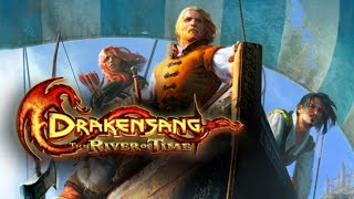 Drakensang: The River of Time (Yettich) часть 1 - Надорет, Ночной Дозор, Работа Курьером