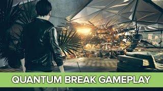 Quantum Break Gameplay Demo - Xbox One, First Gameplay