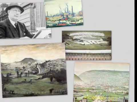 L S LOWRY & Industrial South Wales | BBC Radio Wales, 2007