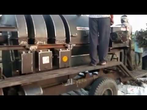 "Mini combine, Multi crop cutter thresher  mfg Jagdamba agro industry ""9993951479 & 8989110981"