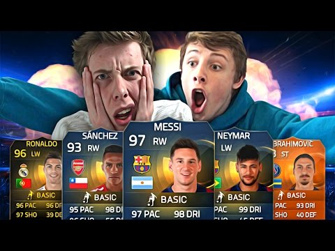 Thumbnail: EPIC 10 MILLION SEARCH AND DISCARD vs CALFREEZY - FIFA 15